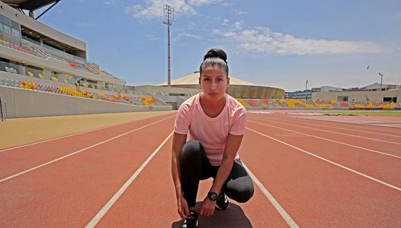 Kimberly García se prepara para ir a Tokio 2020. (Foto: Legado)