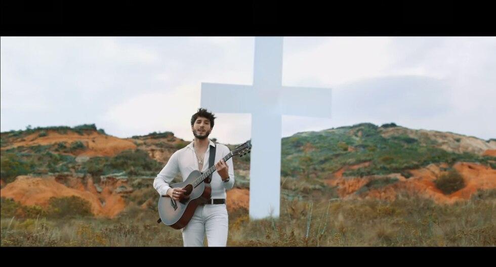 """Sebastián Yatra lanza nuevo disco titulado """"Fantasía"""" (Foto: Captura de pantalla)"""