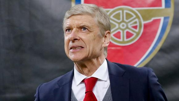 Arsene Wenger fue DT del Arsenal por más de 20 años. (Foto: AFP)
