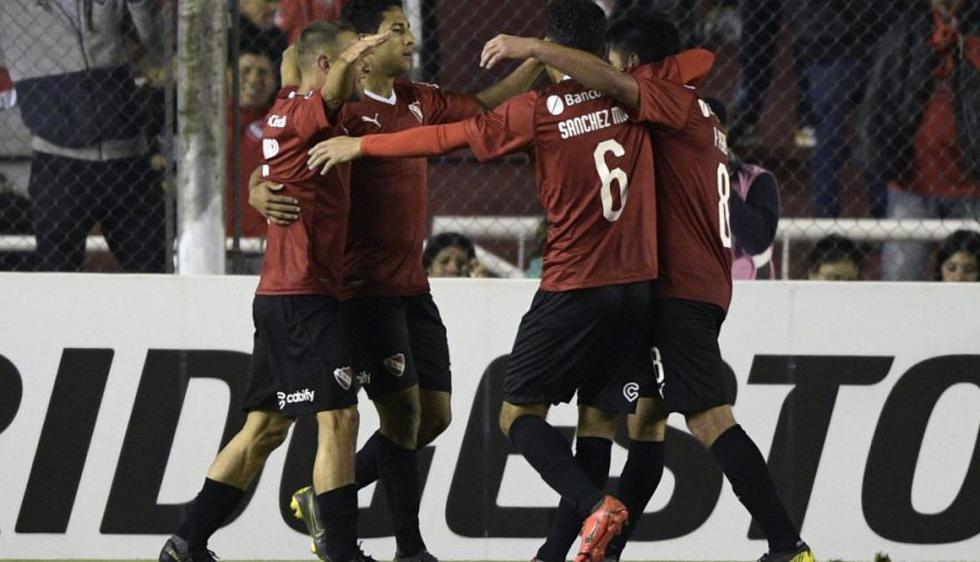 El 'Rojo' venció 2-1 a Independiente del Valle por cuartos de Copa Sudamericana. (Foto: Independiente  de Avellaneda)