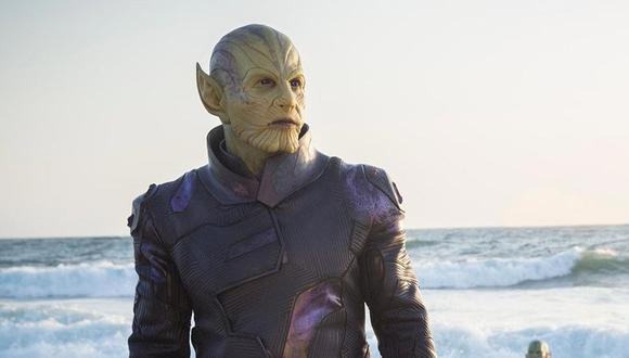"Revelan el diseño original de los Skrull para ""Capitana Marvel"" (Foto: Marvel Studios)"