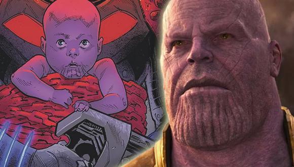 Marvel: primeras imágenes de la familia de Thanos en el UCM tras Avengers: Endgame. (Foto: Marvel)