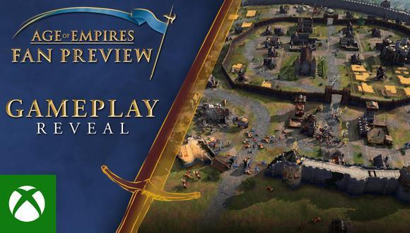 Age of Empires IV estrena tráiler de su gameplay. (Foto: Microsoft)