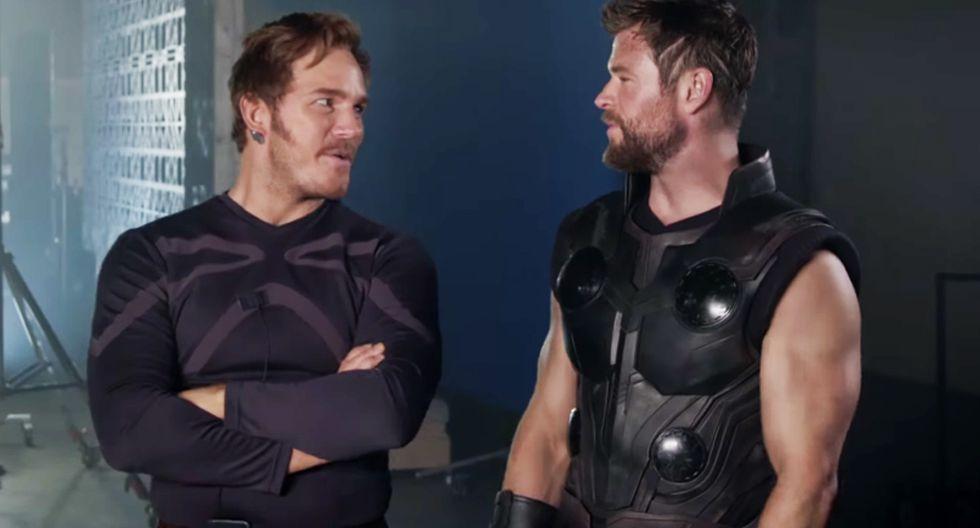Marvel: ¿Thor estará en Guardianes de la Galaxia 3? Chris Pratt responde. (Foto: Marvel)