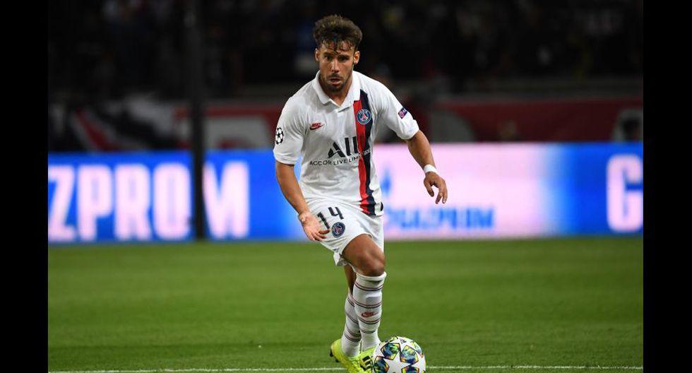 Juan Bernat (PSG) – 12 puntos.(Foto: AFP)
