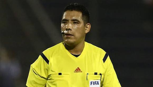 Diego Haro fuera de la final de la Copa Libertadores 2019.