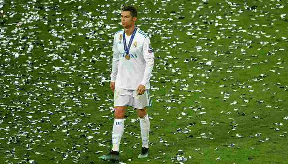 La crítica de Mister Chip a Cristiano Ronaldo (Foto: Getty Images).