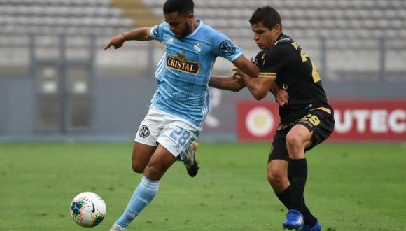 Jhon Marchán es consciente de que el Universitario vs. Sporting Cristal es un clásico peruano (Foto: Liga 1)