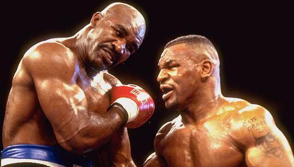 """Holyfield acepta el reto de Mike Tyson: """"Esta es la pelea que debe darse por el legado de ambos"""". (Difusión)"""
