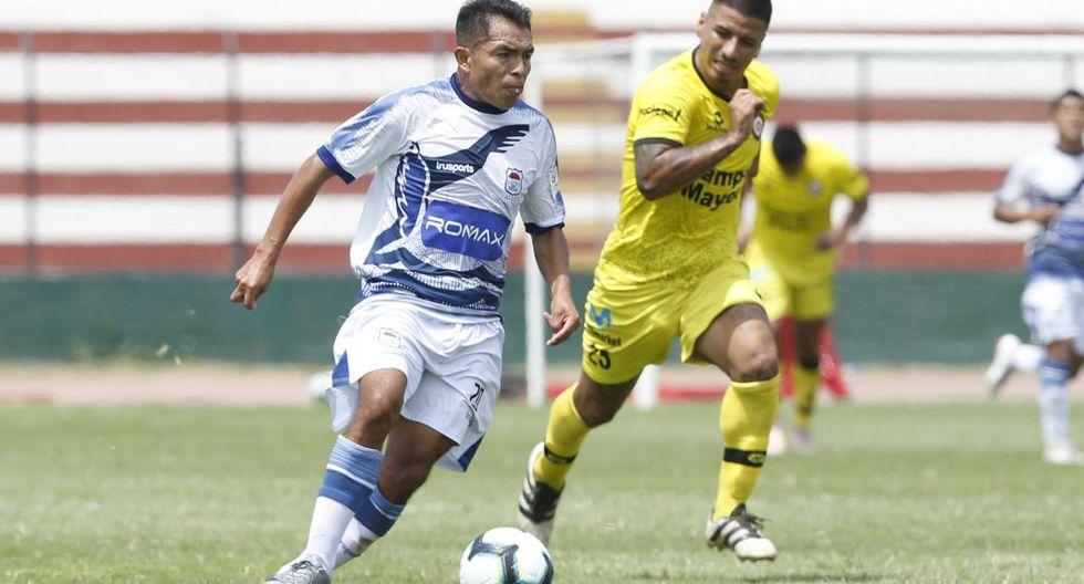 Deportivo Coopsolgoleó 4-0 a Sport Chavelines en el Miguel Grau, por la última fecha del Cuadrangular de ascenso. (Foto: Violeta Ayasta)