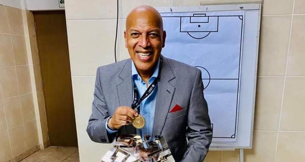 Roberto Mosquera - Sporting Cristal. (Foto: Portal Celeste)