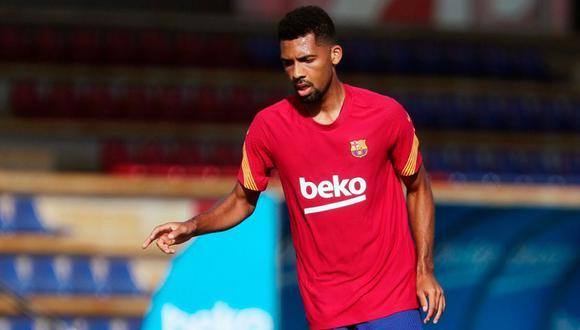 Matheus Fernandes evalúa demandar a Barcelona por su despido. (Foto: FCB)