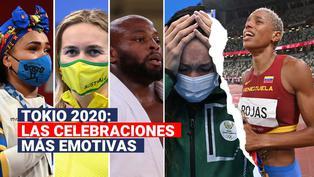 Tokio 2020: Revive las celebraciones más emotivas en lo que va de los Juegos Olímpicos