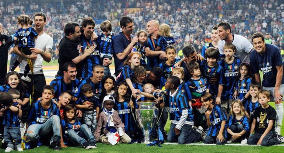 13. Inter de Milán - 2010 (1) (Getty)
