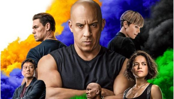 """Dominic Toretto, Letty, Mia, Roman, Tej, Ramsey e incluso Han, vuelven para la novena entrega de """"Rápidos y furiosos"""". (Foto: Universal Pictures)"""