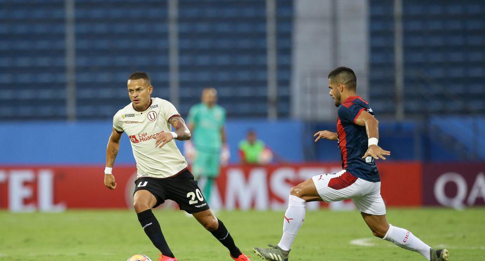 Universitario de Deportes vs. Cerro Porteño por la Copa Libertadores. (Fotos: Jesús Salcedo)