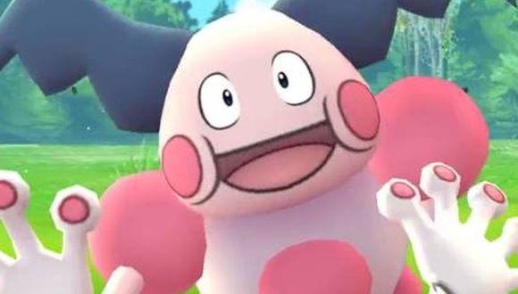 Lo más extraño en Mr. Mime es un cambio de diseño realizado durante su larga historia. (Foto: The Pokémon Company)