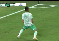 Mena vuelve a la vida a la 'Fiera': anota el 1-1 en León vs. Seattle por final de Leagues Cup [VIDEO]