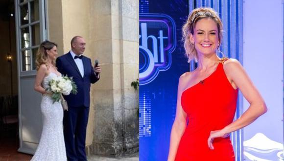 Altaír Jarabo se casó con Frédéric García. (Foto: @altairjarabo).