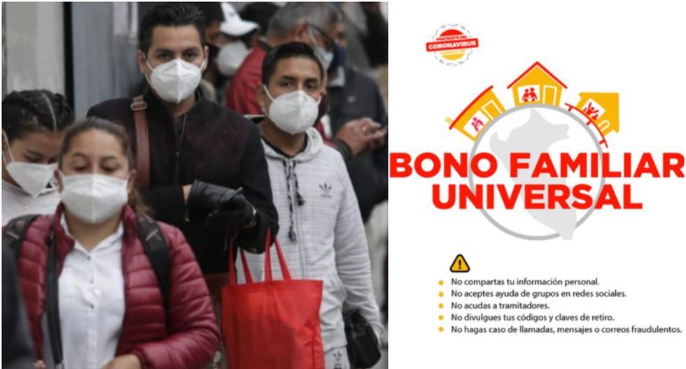 LINK AQUÍ, Bono Universal: consulta sobre el tramo del mes de octubre