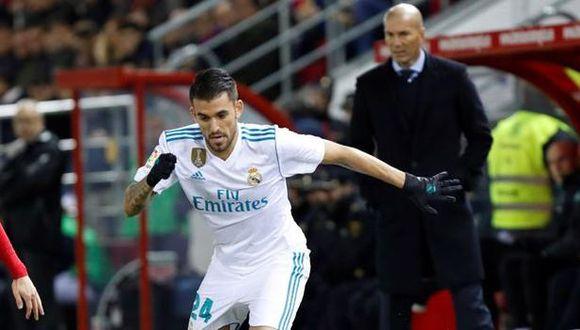 Dani Ceballos espera ganar minutos con Zidane en Real Madrid. (Foto: Difusión)