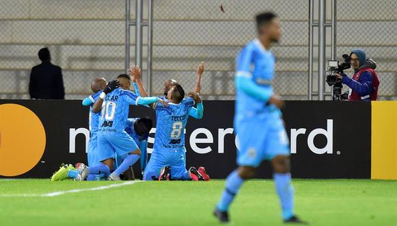 Binacional venció 2-1 a Sao Paulo por la fecha 1 del grupo D de la Libertadores. (Foto: EFE)