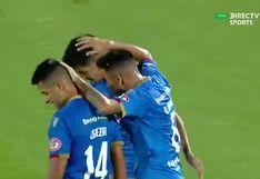 Lo hizo otra vez: Rodrigo Holgado voltea la serie del Cusco FC vs Audax Italiano por la Copa Sudamericana [VIDEO]