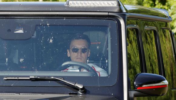 Mesut Ozil fichó por Fenerbahce a mediados del 2020. (Foto: AFP)