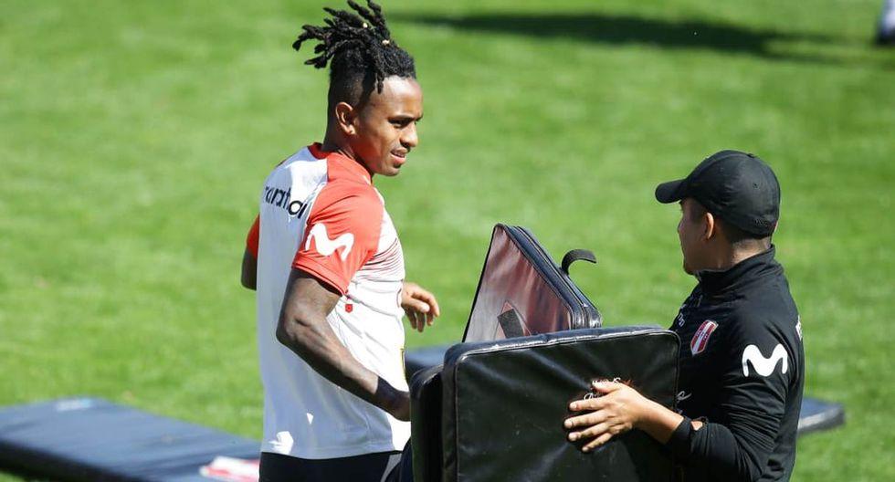 Perú vs. Uruguay: el segundo entrenamiento de la selección en Montevideo. (Foto: Jesús Saucedo / GEC)