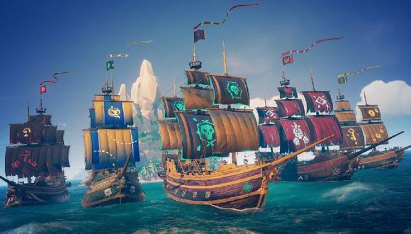 """Juegos online: Steam ofrecerá """"Sea of Thieves"""" el 3 de junio y estos son sus requisitos mínimos"""