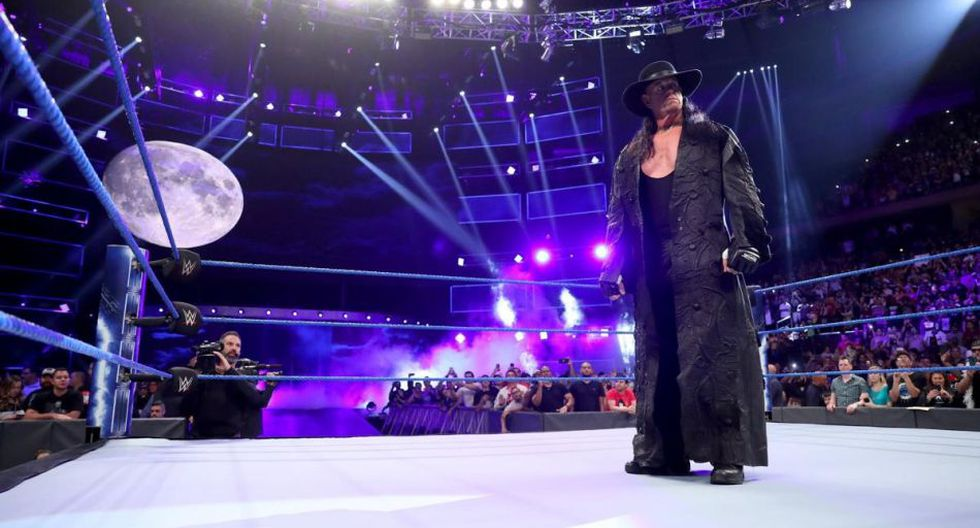 The Undertaker y el posible rival que tendría en su vuelta al ring en WrestleMania 36. (WWE)