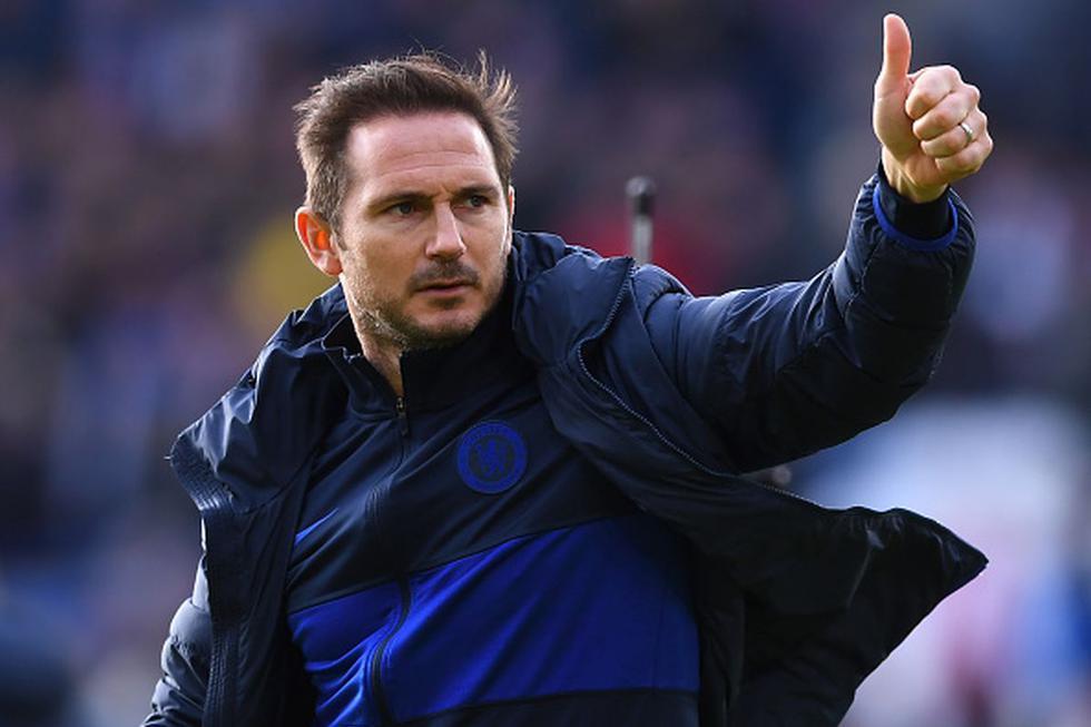 Todos son claves en el esquema de Lampard.
