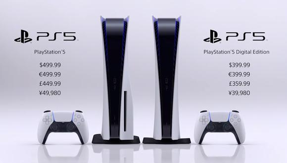 PS5 precio Perú: ¿a cuánto se venderá la PlayStation 5 en el país?. (Captura de pantalla)