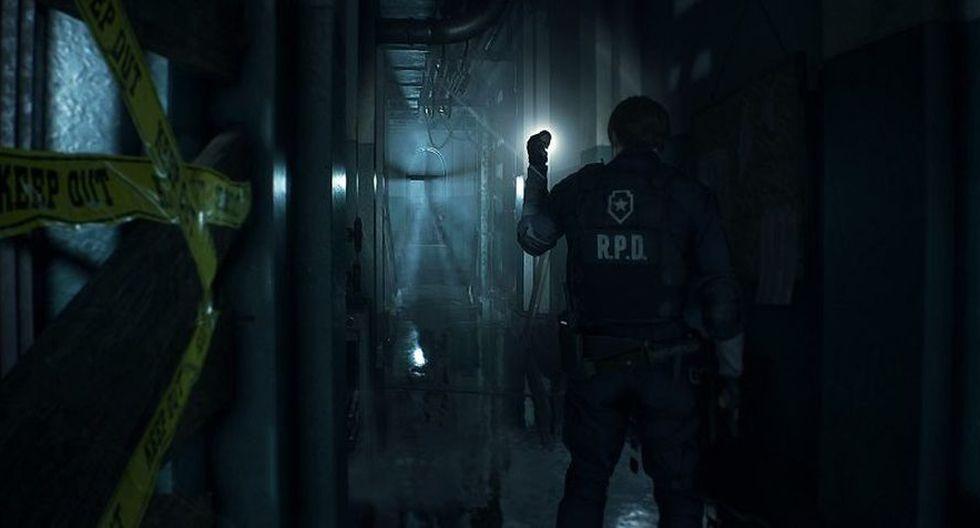 Imagen de Resident Evil 2 Remake (Foto: Capcom)