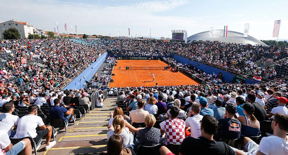 Croacia es la actual campeona de la Copa Davis. (Getty Images)