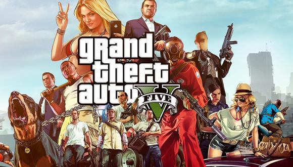 GTA V Premium Edition (Foto: Internet)