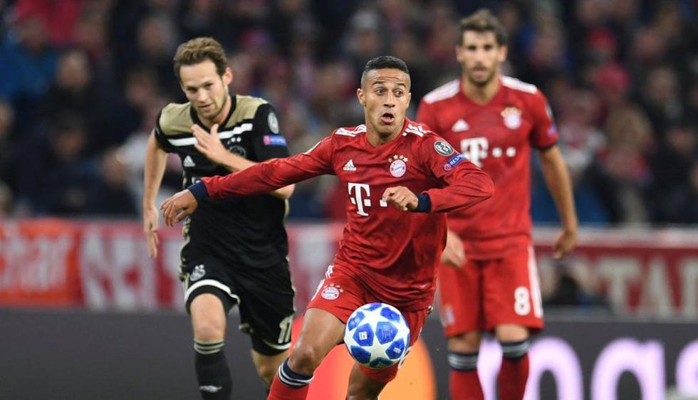 Ajax Bayern Tv