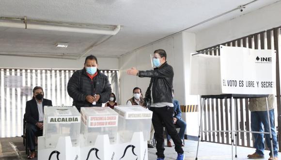 Los ciudadanos que estén en el extranjero pueden votar por internet o código postal. (Foto: INE)