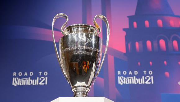 La final de la Champions League se jugará el 29 de mayo. (Foto: AFP)