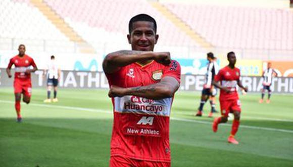 Sport Huancayo venció a Alianza Lima con goles de Marcio Valderde y Carlos Neumann. (Foto: @LigaFutProf)