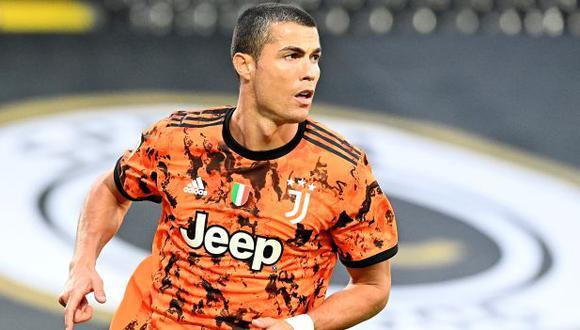 Cristiano Ronaldo celebró 750 goles en toda su carrera. (Foto: AFP)