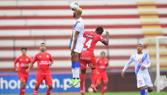 Alianza Atlético derrotó 1-0 a Sport Huancayo (Foto: Liga 1)