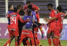 Sacan cara por Perú: jugadores de Sport Huancayo fueron destacados por CONMEBOL