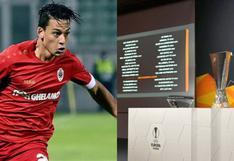 ¡Benavente ya tiene rival! Así quedaron las llaves de los dieciseisavos de final de la Europa League