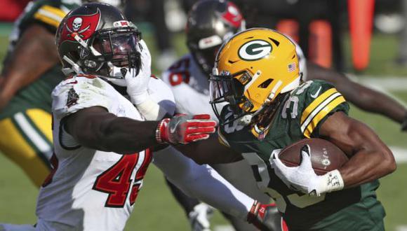 Buccaneers vs. Packers: fecha, horarios y canales del duelo por la final de la Conferencia Nacional de la NFL. (NFL)