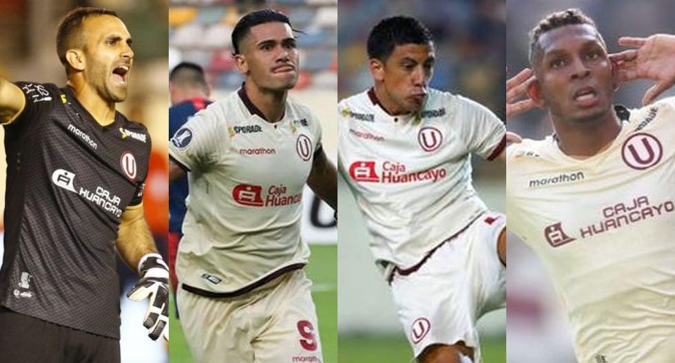 Universitario de Deportes: futbolistas que terminan contrato a fin de año (Foto: GEC / Liga 1)