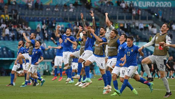 Italia ya está en octavos de final de la Eurocopa. (Foto: REUTERS)