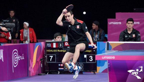 El Preolímpico Por Equipos de tenis de mesa se llevará a cabo en Lima. (Foto: IPD)