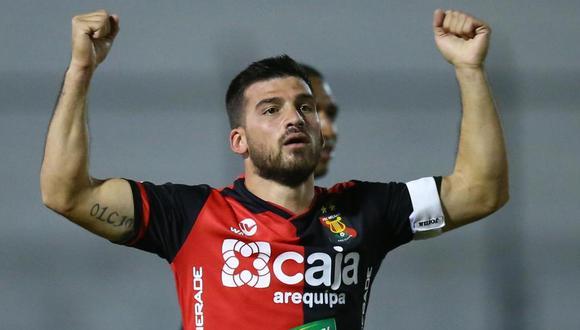 Bernardo Cuesta se iría a jugar dos años a Tailandia. (GEC)