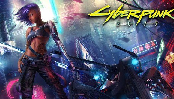 Cyberpunk 2077 se ambientará en un futuro distópico lleno de conflictos sociales donde la búsqueda de identidad del personaje principal moverá la historia durante todo el juego (Foto: CD Projekt)
